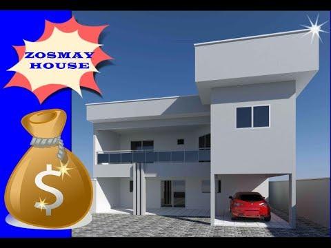 Construindo Sobrado com pouco dinheiro Parte #1 -  ZOSMAY HOUSE