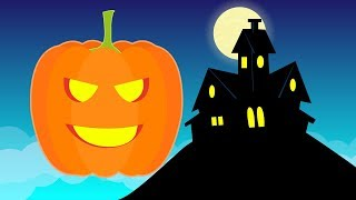 Video clip Haunted House | Halloween songs for children