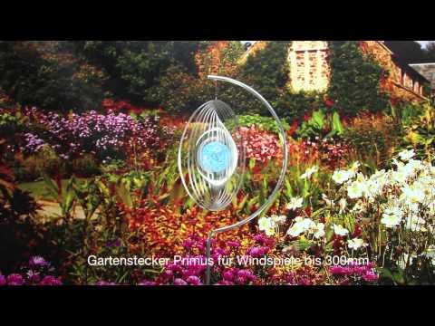 ILLUMINO Gartenstecker Primus