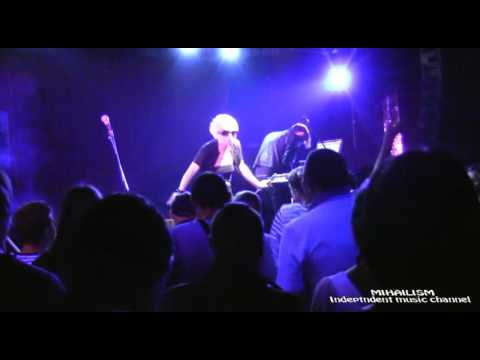 Барто. Марш. 13.10.2013. Live at 16 tons club. Мария Любичева и Евгений Куприянов.