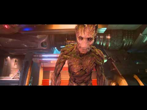 Marvel's Guardians of the Galaxy – Vin Diesel is Groot and Bradley Cooper is Rocket | HD