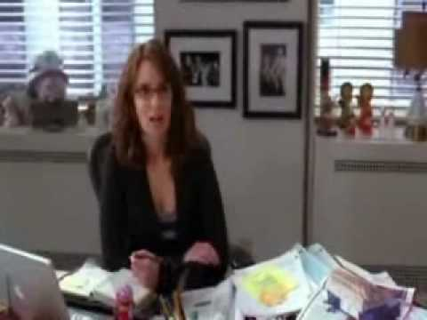 I want to go to there - 30 Rock