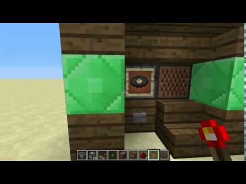 Minecraft Jukebox Semi