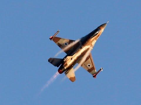 Израильские ВВС боятся даже старых сирийских систем ПВО