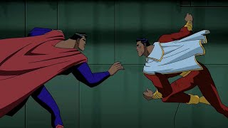 Superman vs Captain Marvel!
