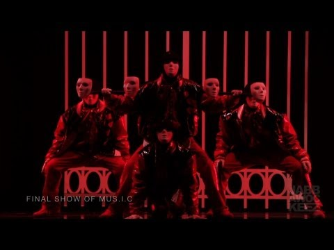 Jabbawockeez - Road to Luxor Episode 1