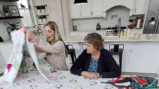 REPLAY:  Quilting at home with Misty and Jenny