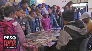 Black Comic Book Festival draws thousands in Harlem