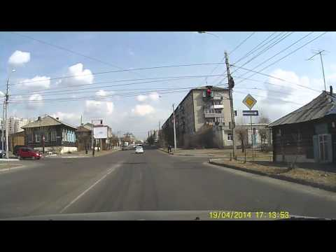 Авария 19 04 2014 в Чите
