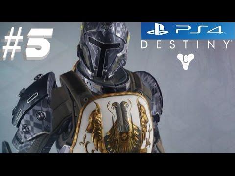 Destiny Part 5 The Last Array (PS4) Titan Gameplay