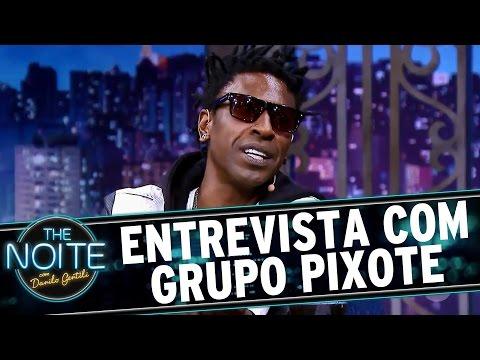 The Noite (14/09/16) - Entrevista com o Grupo Pixote Vídeos de zueiras e brincadeiras: zuera, video clips, brincadeiras, pegadinhas, lançamentos, vídeos, sustos