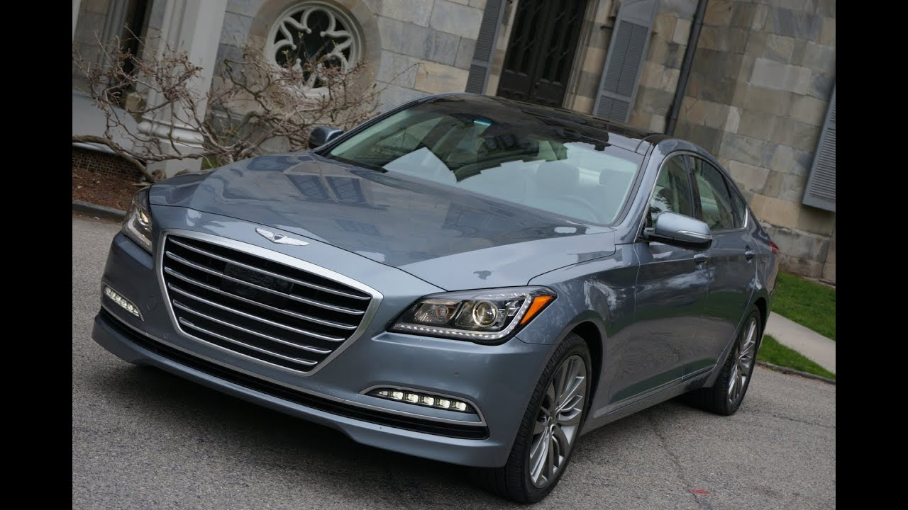 2015 hyundai genesis review by auto critic steve hammes youtube. Black Bedroom Furniture Sets. Home Design Ideas
