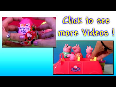 Play Doh Superheroes Cars Spiderman vs. Venom Surprise Egg The Story of Peter Parker Disney Pixar