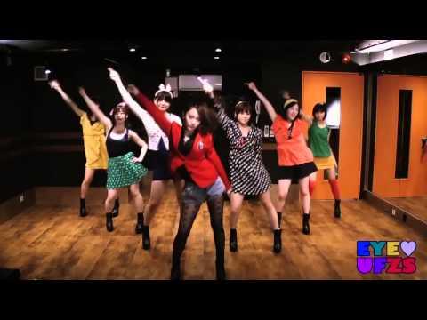開始線上練舞:Roly Poly(UFZS版)-T-ara | 最新上架MV舞蹈影片