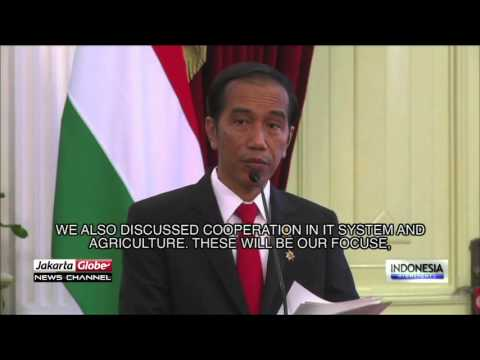 Indonesia And Hungary Agree To Cooperate