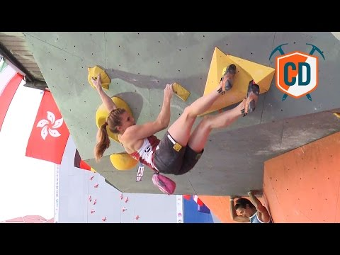 Women's Boulder World Cup Gets Decided Ahead Of Schedule | EpicTV Climbing Daily, Ep. 528