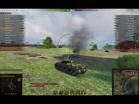 WOT ЛБЗ ПТ4 - Атака из засады