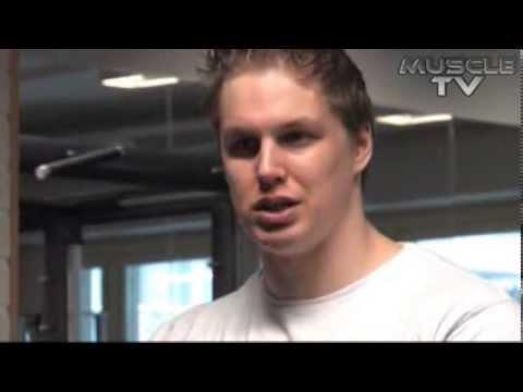 Hulkin Talk & Training Show osa 16 - näin treenaat rintalihakset