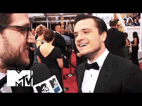 Josh Hutcherson Misses Jennifer Lawrence At The Oscars – Or Does He? | MTV