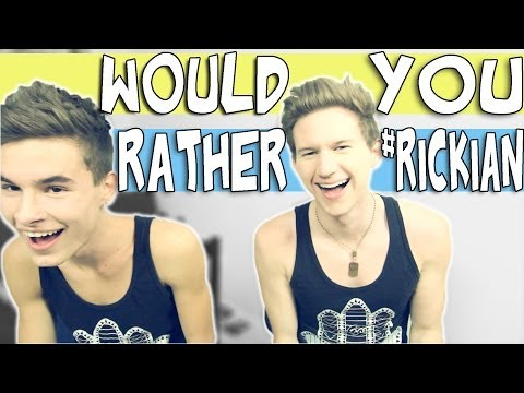 Sexy Would You Rather (w  Kian Lawley) video