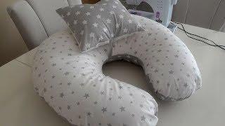 Emzirme yastığı yapımı