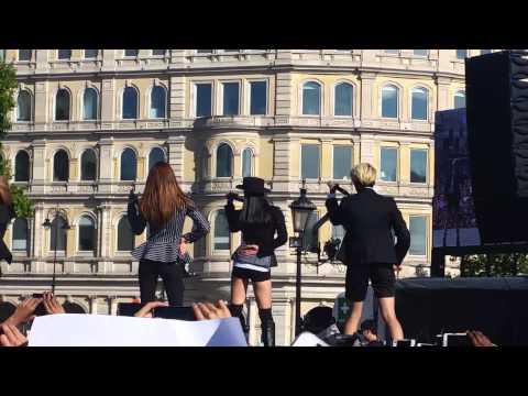F(x) - Red Light London Korean Festival 2015