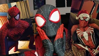 A Nerd and his Spidey Tights | Cosplay VLOG