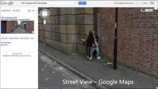 Street View -- Google Maps sexy photo