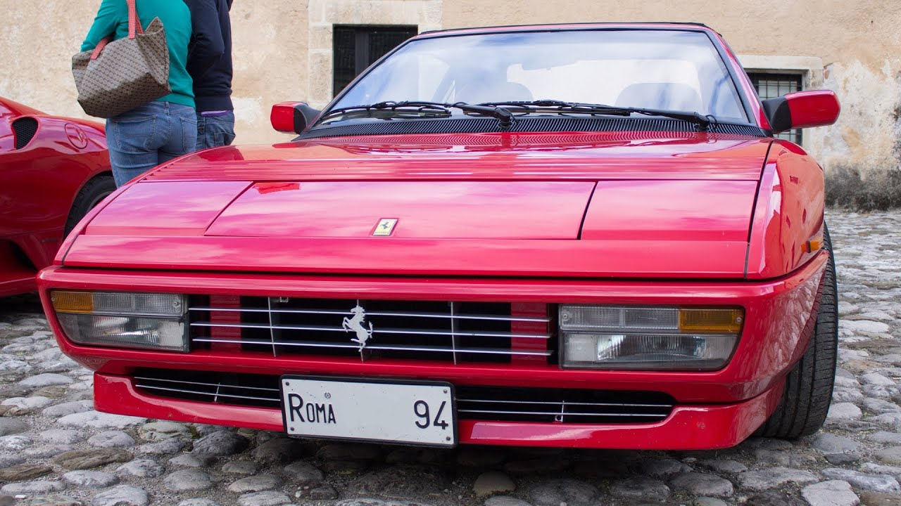 ferrari mondial t cabriolet walkaround driving and sound 2014 hq youtube. Black Bedroom Furniture Sets. Home Design Ideas