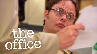 Dwight Buys Andy's Car  - The Office US