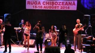 Alex Velea - Am bani de dat @ Ruga Chisozeana ( 15.08.2014 ) Live Band