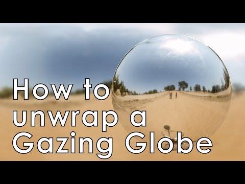 Tutorial: Environment Map using a Gazing Globe