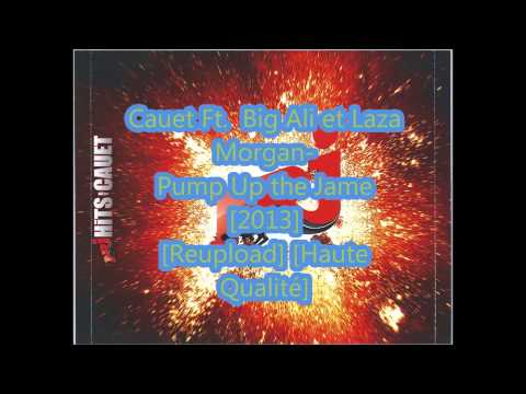 Cauet Ft. Big Ali et Laza Morgan - Pump up the Jam [2013] [Reupload]