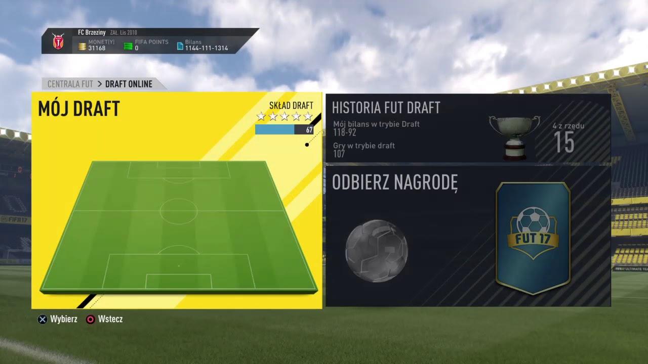 Drafty Fifa 17