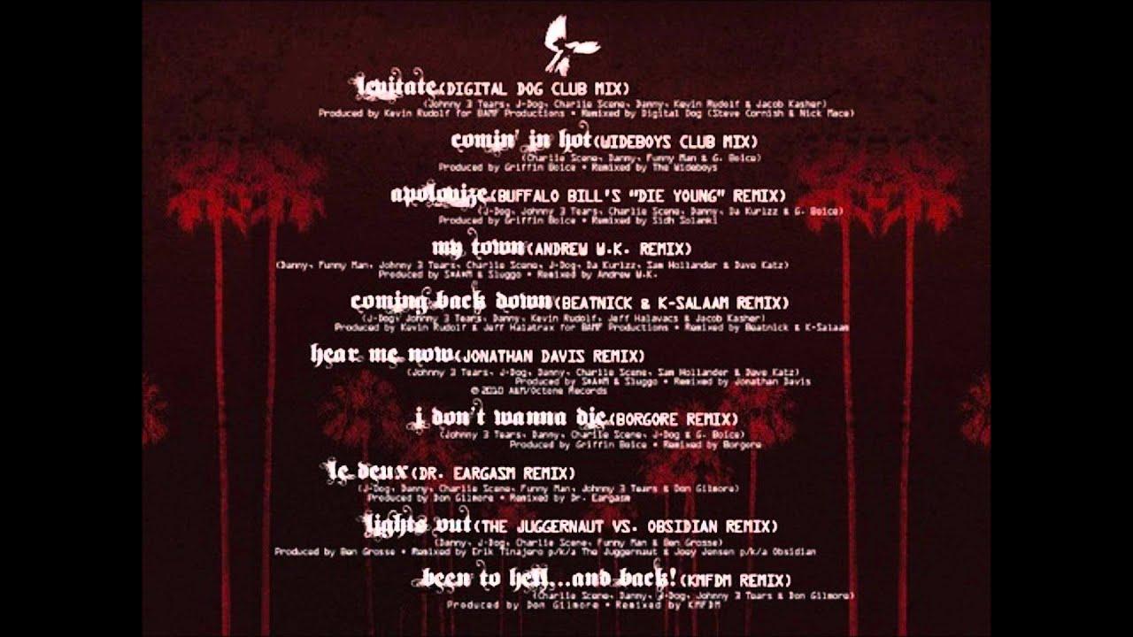 American Tragedy Album - Lyrics