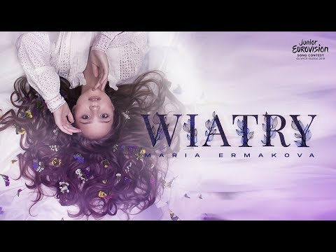 Maria Ermakova - WIATRY (Lyric Video) - Junior Eurovision Song Contest 2019