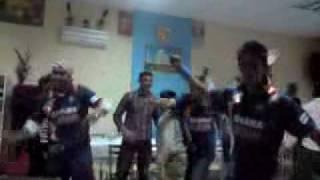 F.C.C punjabi bhnagra pendu munde in greece