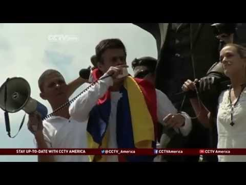 Venezuelan Government Crackdown on Opposition