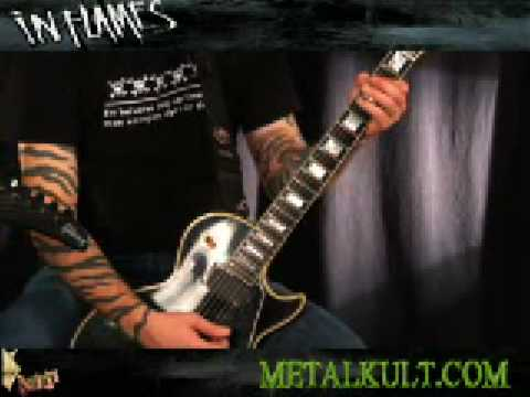 IN FLAMES Lesson Moonshield Chorus