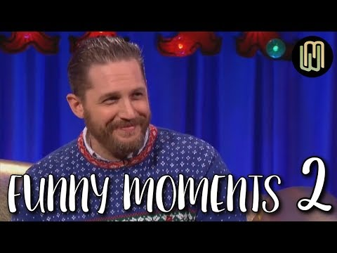 Tom Hardy's Funny Moments PART 2 en streaming