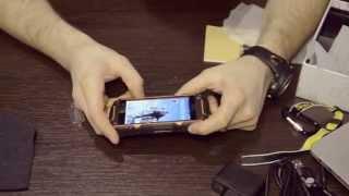 Обзор смартфона Discovery V8.