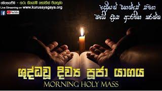 Morning Holy Mass - 09/06/2021