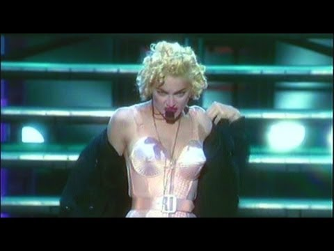 Madonna - Blond Ambition World Tour '90 - Reliance Mediaworks 16:9 Remaster - Full Concert video