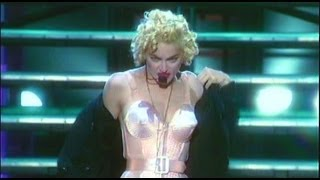 Madonna Video - Madonna - Blond Ambition World Tour '90 - 16:9 remaster - FULL CONCERT