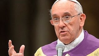 Pope Francis, SHOCKED By Gay Adoption  12/31/13