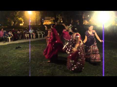Faizabad Gujarati Dandiya Dance 2011 video