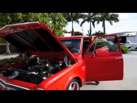 1968 Chevy C10 1,000HP 606 cubic inch PRO TOURING FOR SALE $99,000
