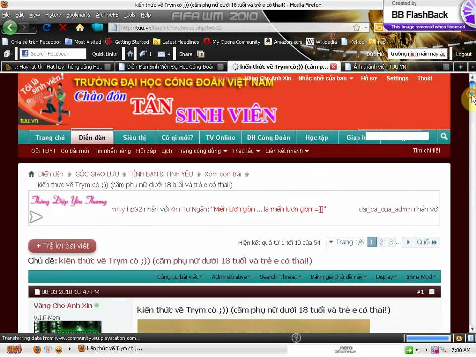 [Miss TUU]hướng dẫn lập topic và up ảnh lên svcongdoan.com