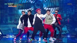 ???? Music Bank - Shall We Dance - ??? (Shall We Dance - Block B).20171117