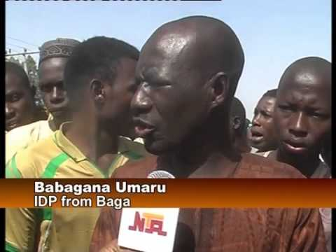 MAIDUGURI: Update on Boko Haram Captured Villages 'Baga'